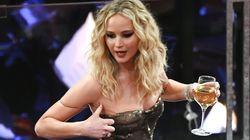 Todos somos Jennifer Lawrence en este momentazo de los