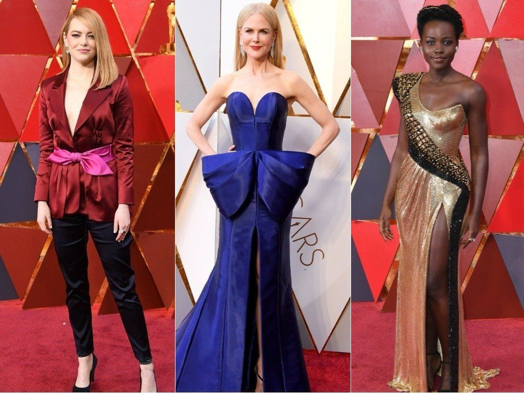 The Most Beautiful Dresses And Suits On The 2018 Oscars Red