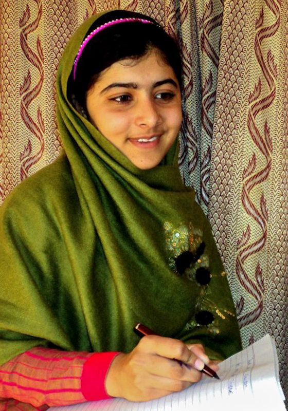 "Malala Yousafzai is a Pakistani human rights advocate known for her <a href=""https://www.huffingtonpost.com/author/malala-you"