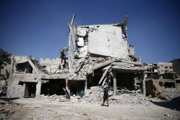 Συρία: Τουλάχιστον 34 νεκροί στην ανατολική