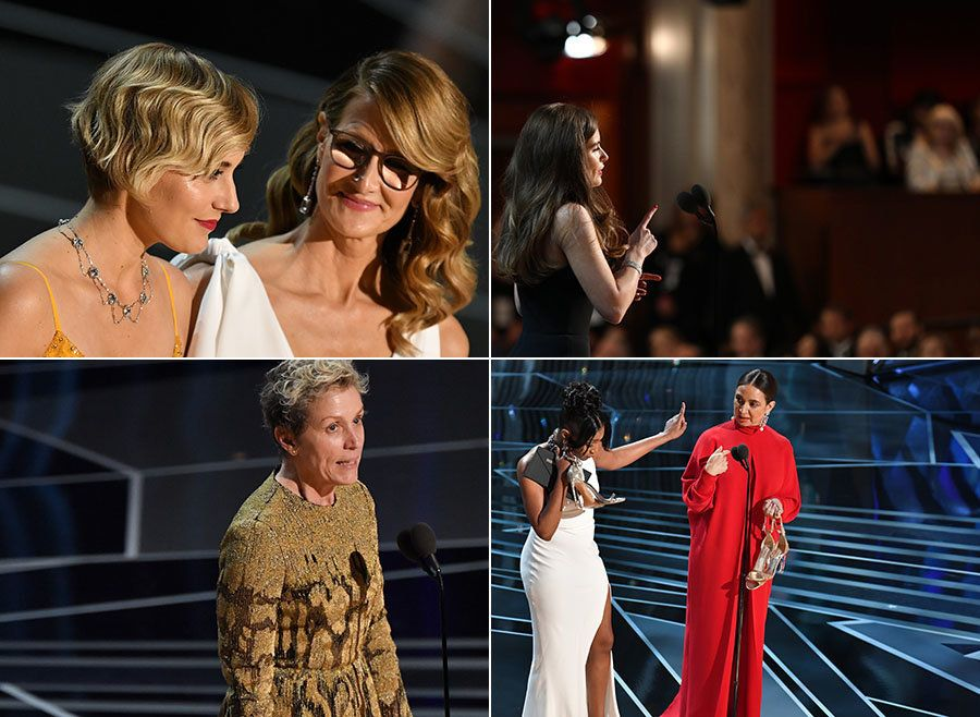 The 2018 Oscars Belonged To The Women Of Hollywood - HuffPost