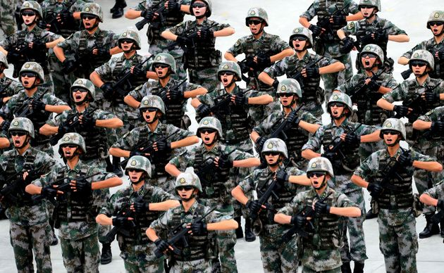 H Κίνα θα αυξήσει τις αμυντικές της δαπάνες κατά