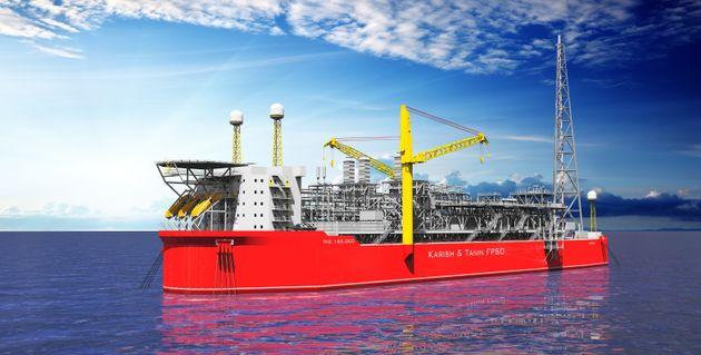 Energean: Χρηματοδότηση 1,275 δισ. δολαρίων για την ανάπτυξη θαλάσσιου κοιτάσματος στο