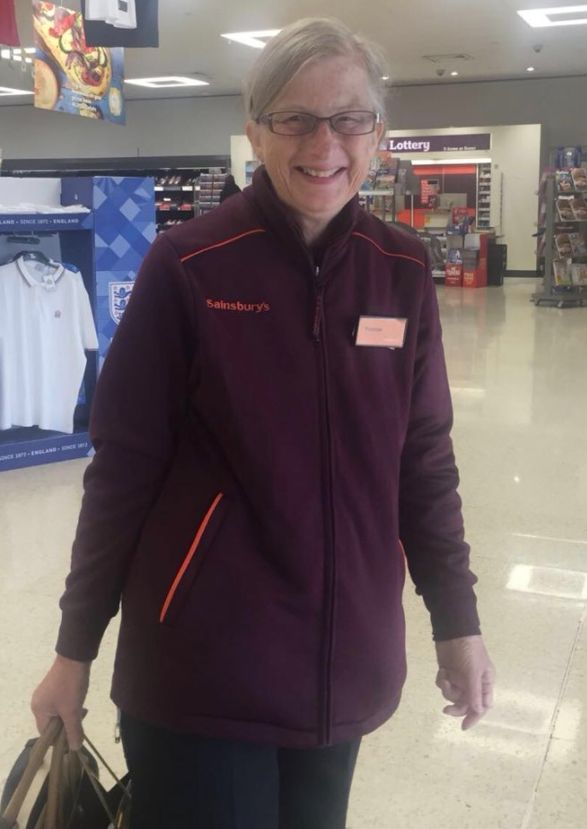 Son Reveals How Kind Sainsbury's Staff Helped Mum With Alzheimer's Keep