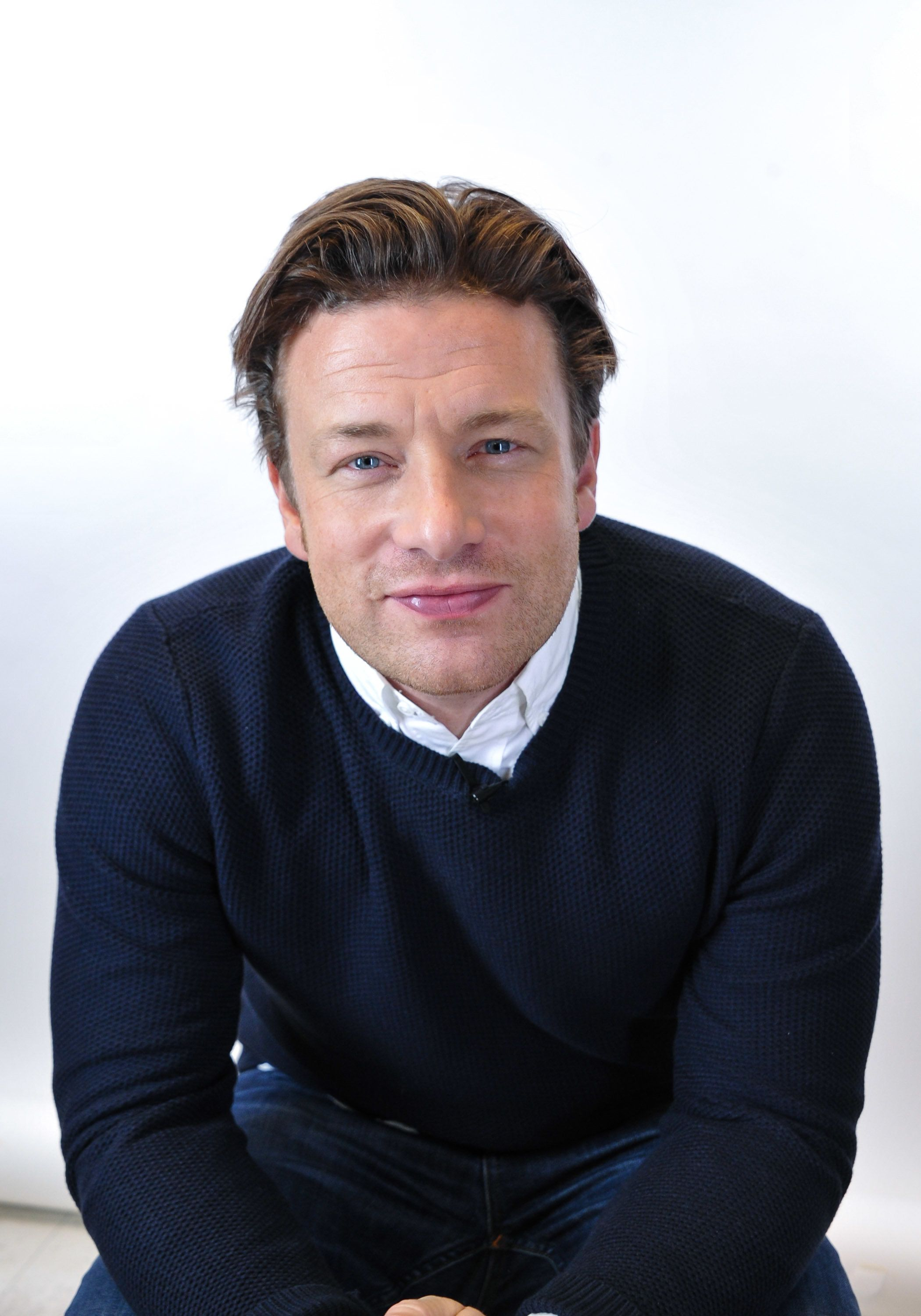 Jamie Oliver Slams 'Middle-Class Logic' On Obese Kids From Poor