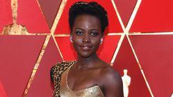 Looks We Love: Metallic Oscars Dresses As Seen On Lupita