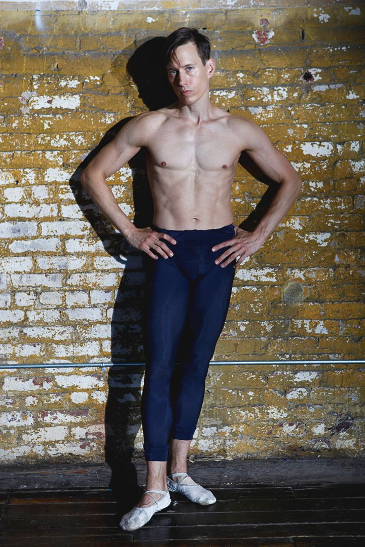 """I feel like I'm an ambassador to my art form,"" Froman, who spent seven years with the New York City Ballet"