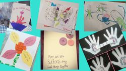 Handmade Mother's Day Cards From Kids: Design Inspiration To Make With Your