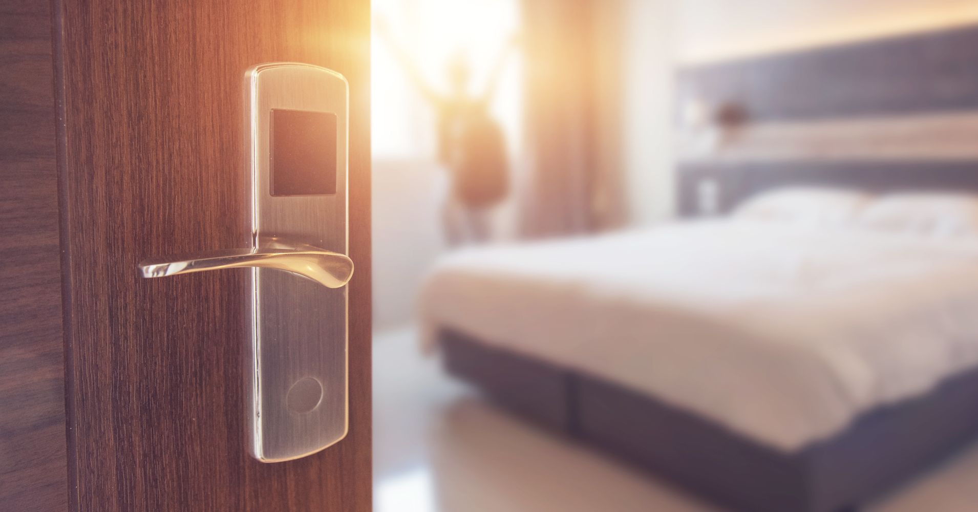 There S A Secret Code Thieves Use To Break Into Hotel Room