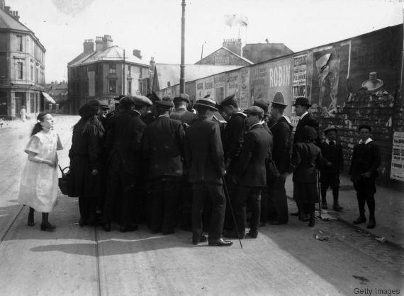19 Fotos zeigen, was nach dem Untergang der Titanic wirklich passierte