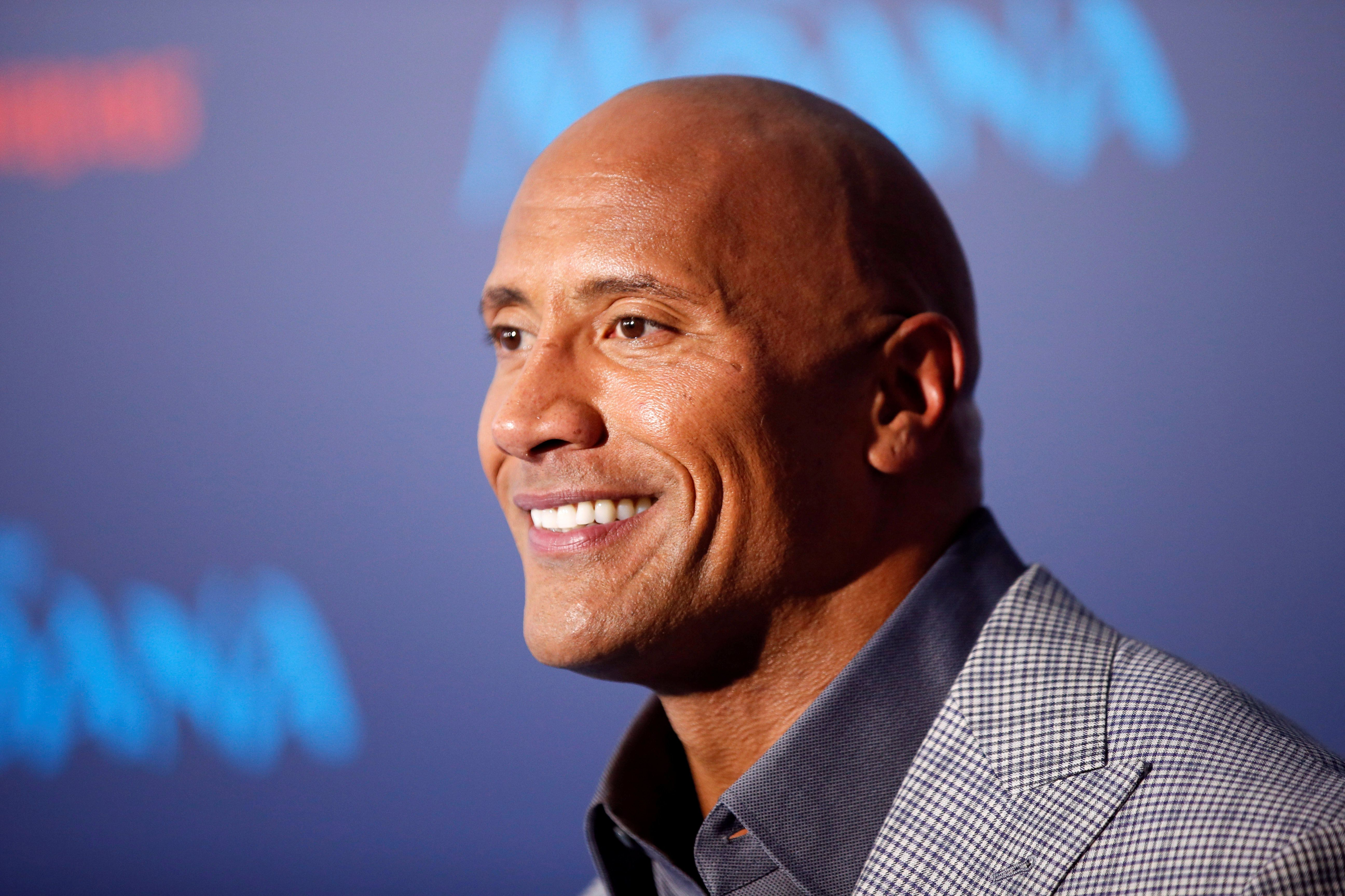 The Rock Almost Seems Happy For 'Baywatch' Razzie