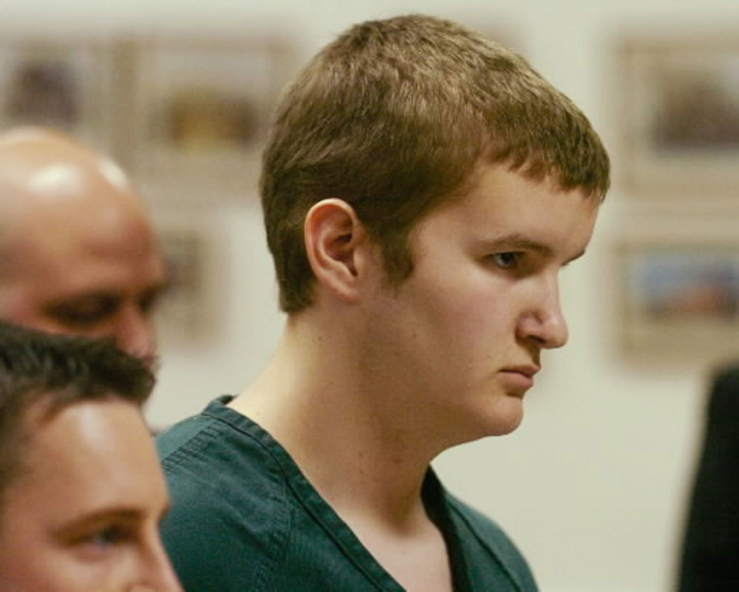 Jon Romano, who was convicted of attempted murder and reckless endangerment, is seen during an arraignment in 2004.
