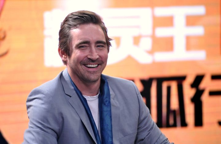 """""""I understand the importance of living openly, being counted, and happily owning who I am,"""" Lee Pace said."""