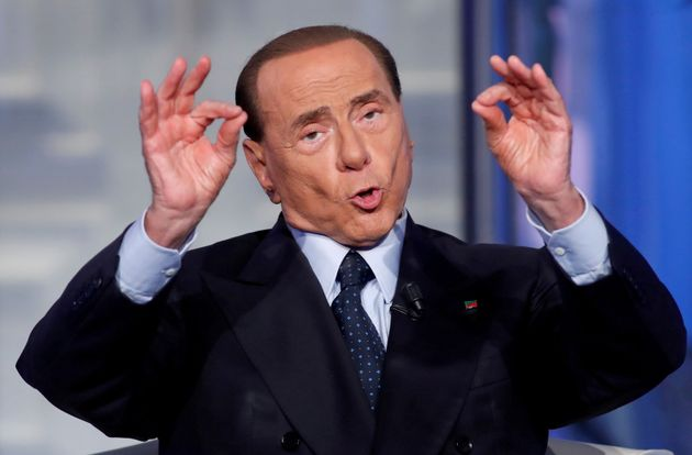Italy's former Prime Minister Silvio Berlusconi. His Forza Italia party lost support in the election,...