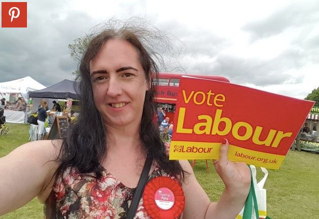 Heather Peto, who is on Labour's all-women shortlist for