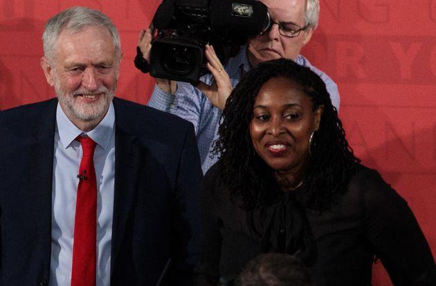 Jeremy Corbyn and Dawn