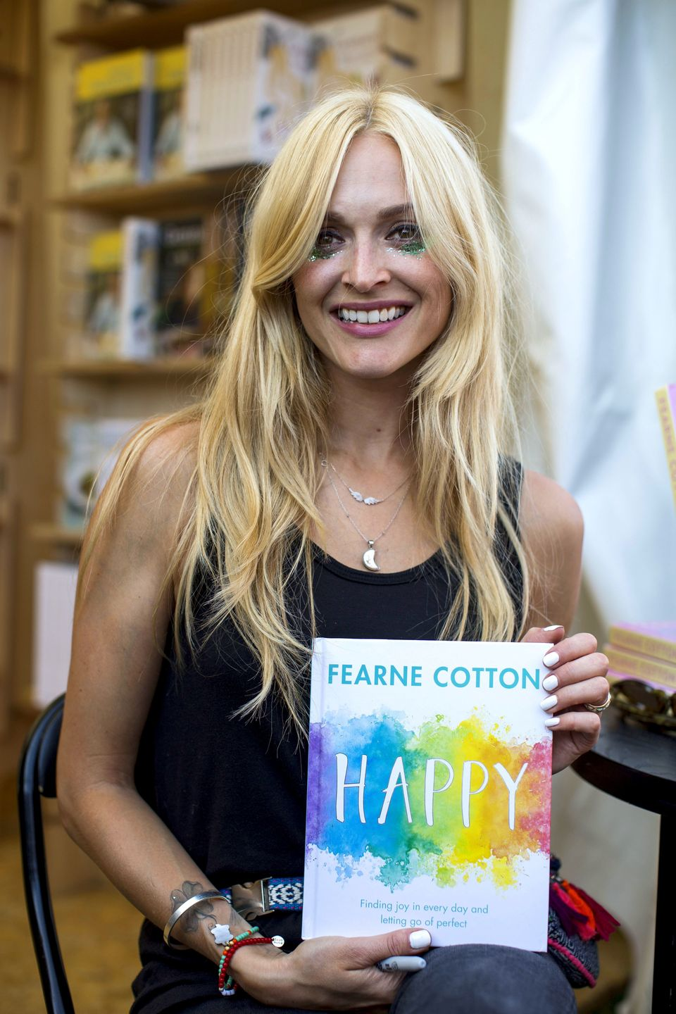 Rex Shutterstock Fearne Is The Author Of Hy Which She Has Expanded Into A Podcast