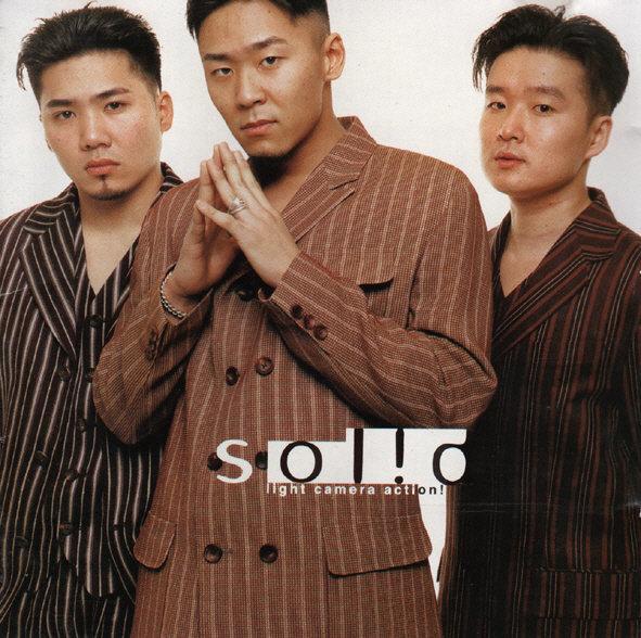 '솔리드'의 이준, 김조한, 정재윤이 21년 만에