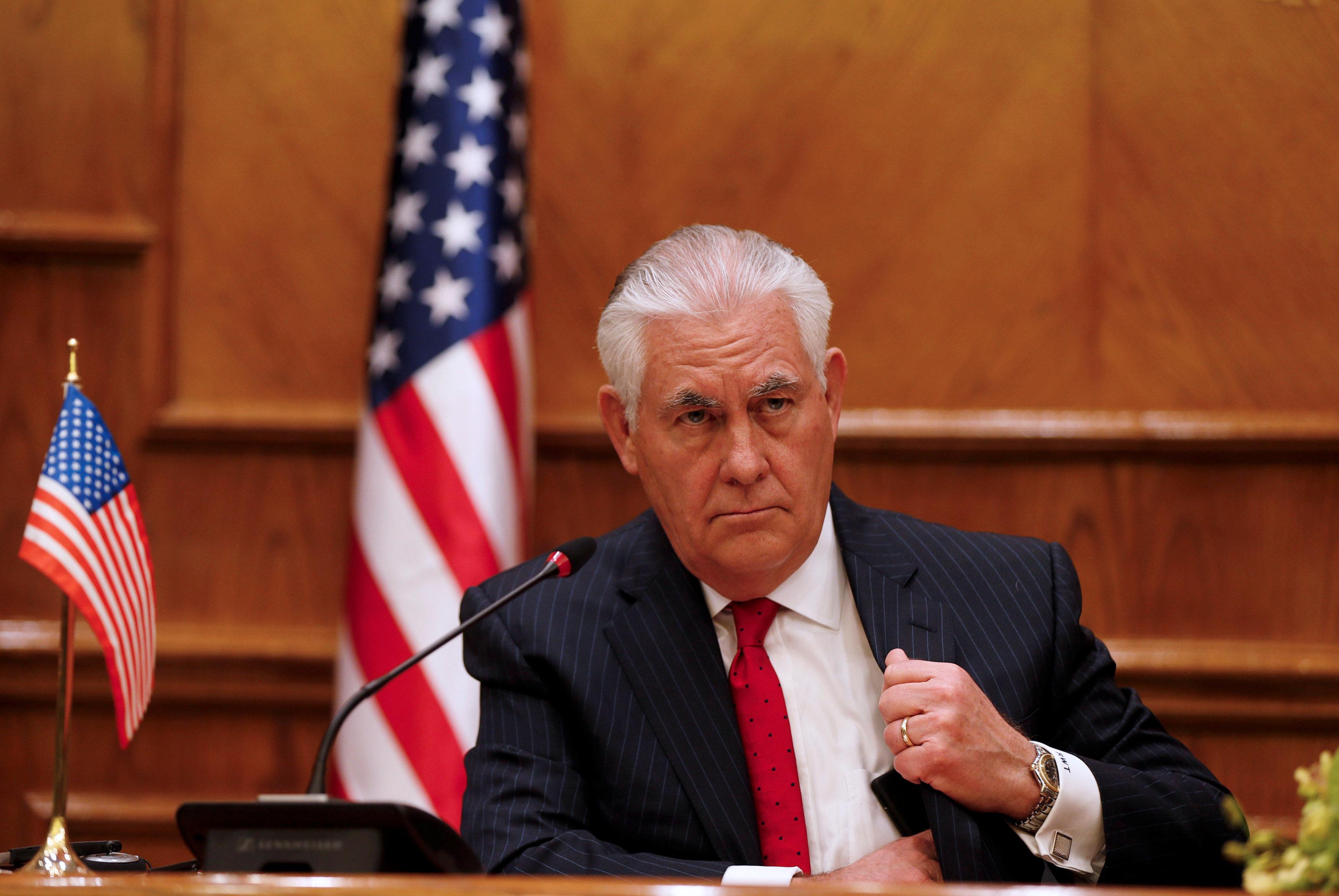 미국 정부가 '러시아 선거개입'에 손을 놓고