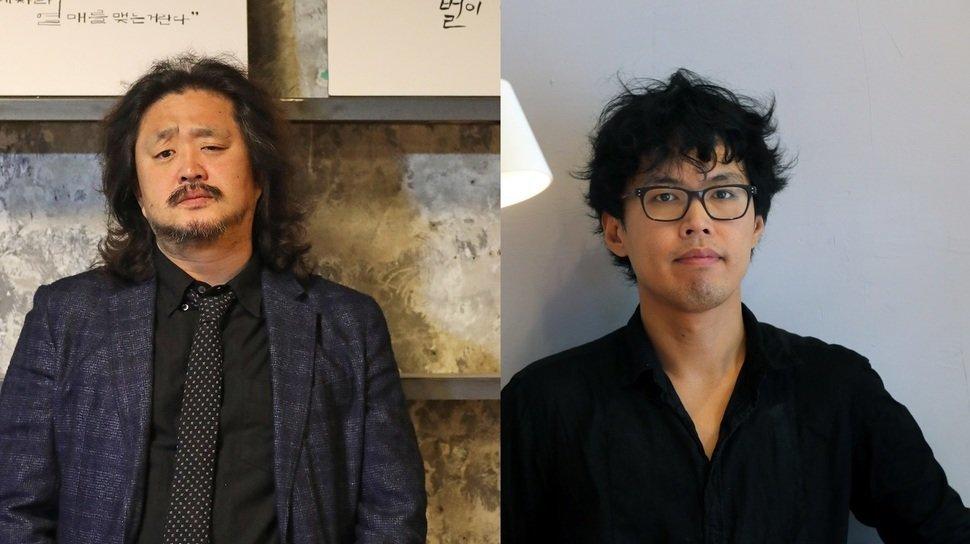 """손아람 """"김어준, '안희정 성폭력 알고 있던 것 아니다'"""
