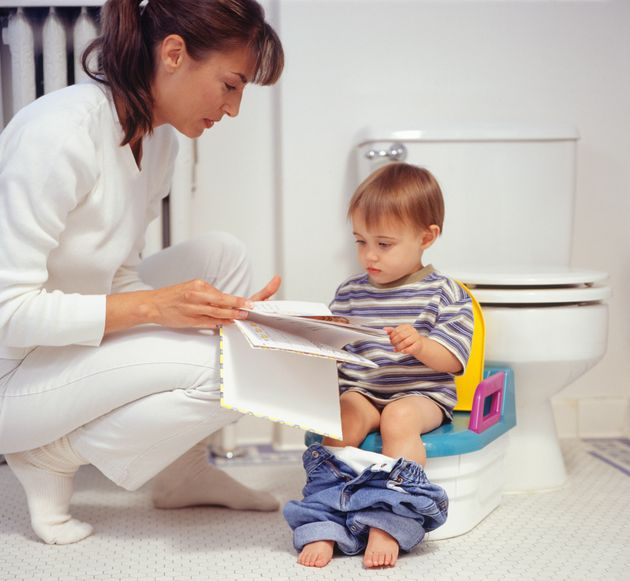Sex education teacher Kim Cavill said potty training age is a good time to teach children about...