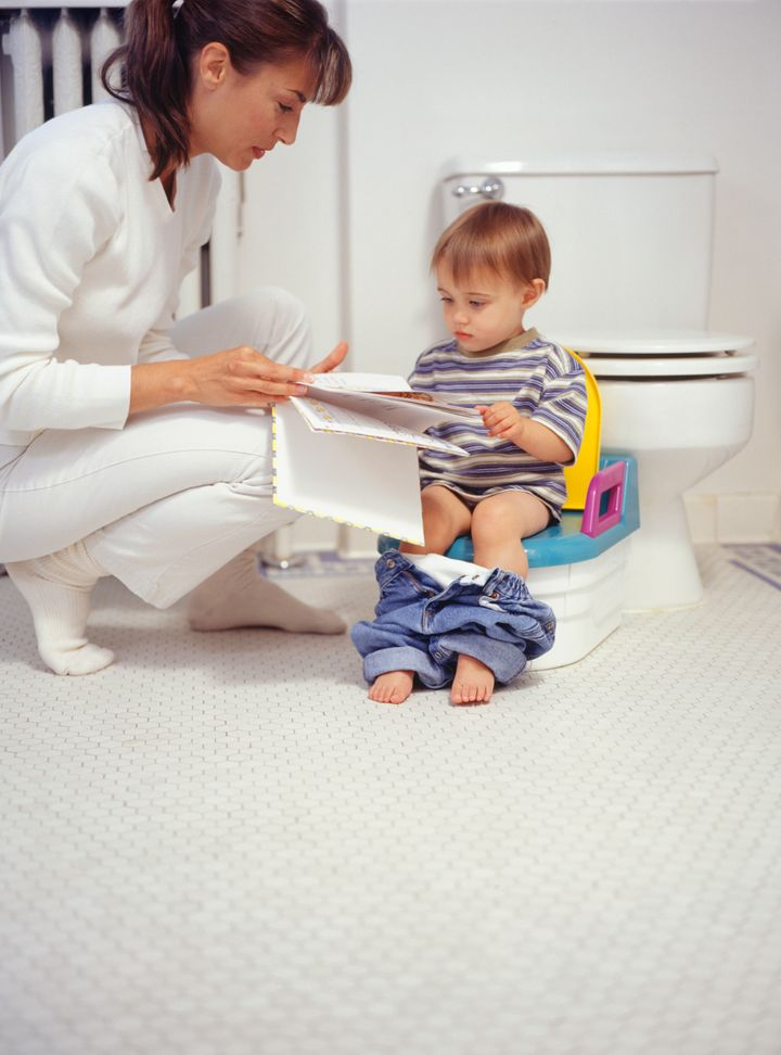 Sex education teacher Kim Cavill said potty training age is a good time to teach children about body parts and appropriate and inappropriate interactions.