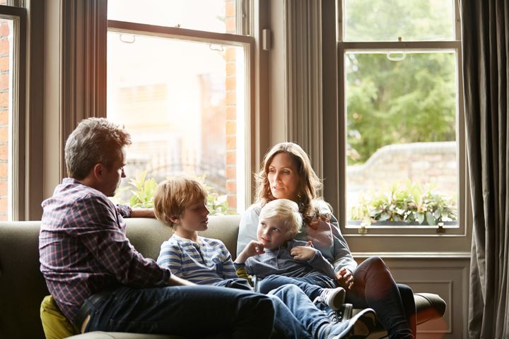 Divorce can feel like an overwhelming topic to address with kids, so it's important to prepare for the conversation.