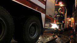 Θεσσαλονίκη: Επίθεση με γκαζάκια στην Ιερά Μητρόπολη Νεαπόλεως και