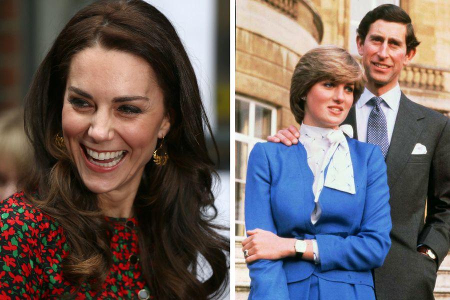 Das ist der Grund, wieso Kate nie Prinzessin genannt wird – aber Lady Di schon