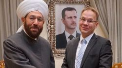 AfD-Politiker treffen in Syrien einen radikalen Islam-Gelehrten