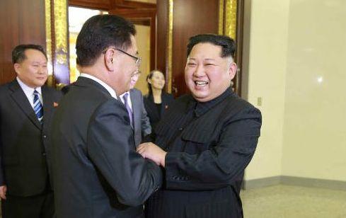 대북특사단이 발표한 방북 결과 6가지