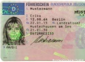 Führerscheine sollen bald europaweit einheitlich