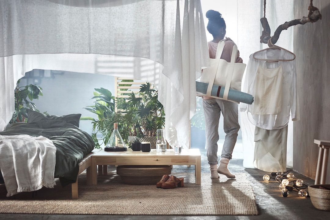 IKEA Has Launched A New Sustainable Wellness And Yoga