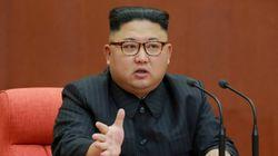 김정은이 정의용 특사와의 면담 자리에서 했다는