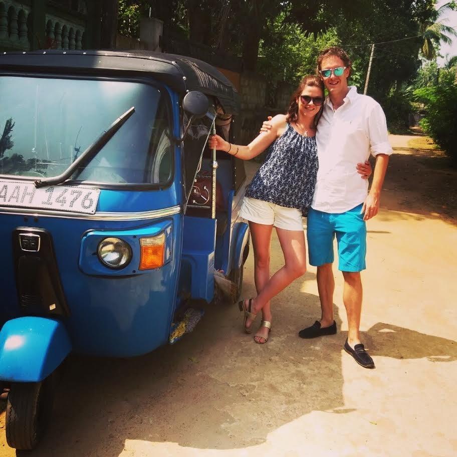 Meet The British Couple Managing Luxury Villas In Sri Lanka