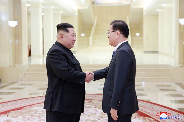 북한은 거의 모든 패를 냈다. 이제 공은 미국으로