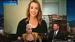 Katy Perry's Middle-School Friend Surprises Her On TV, Shares Some Priceless