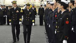 Ριόκο Αζούμα: Η πρώτη γυναίκα διοικητής μοίρας του Πολεμικού Ναυτικού στην
