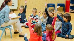 Kita-Studie offenbart: Immer mehr Kinder stammen aus armen Familien