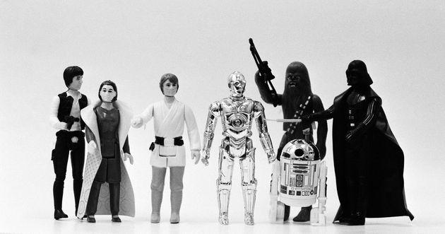 Κούκλες Star Wars από το