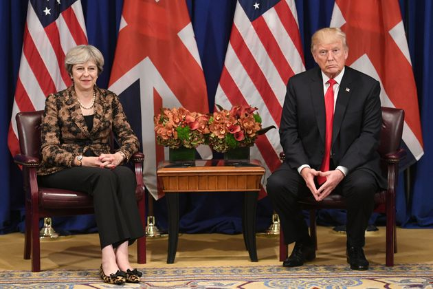 Five Signs There Could Be Trouble Ahead For A US-UK Post- Brexit Trade