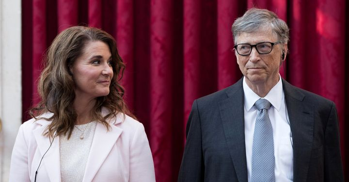 Philanthropists Melinda and Bill Gates have pledged a massive sum toward women's empowerment worldwide. This file photo of th