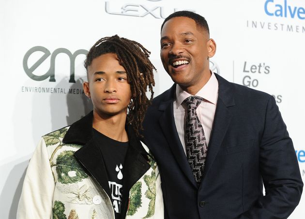 Actor Will Smith and his son and fellow actor Jaden Smithfounded JUST water company in