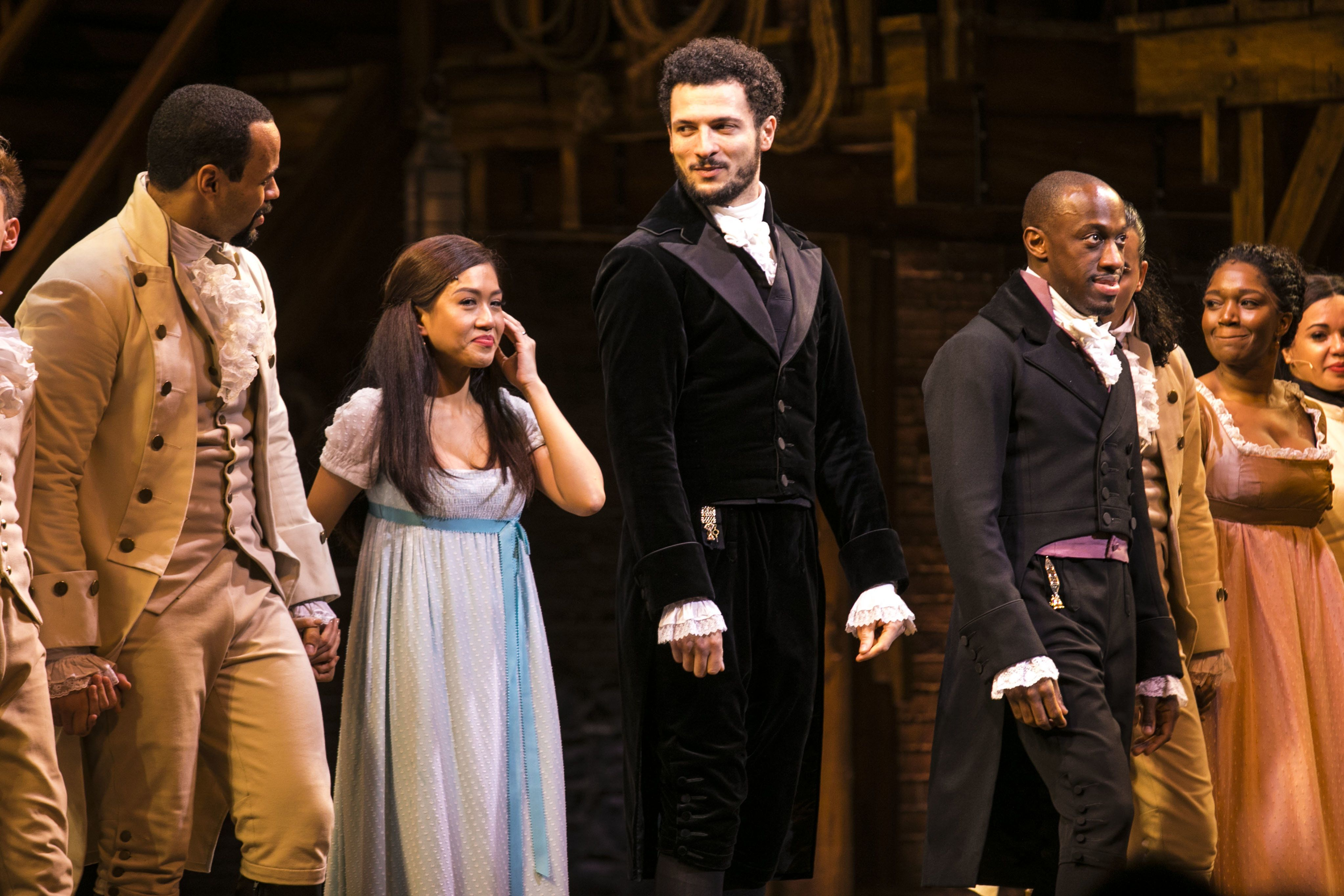 'Hamilton' Smashes Oliviers Record As This Year's Nominations Are