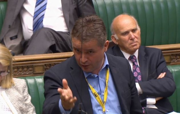 Angus Brendan MacNeil has branded the Government as