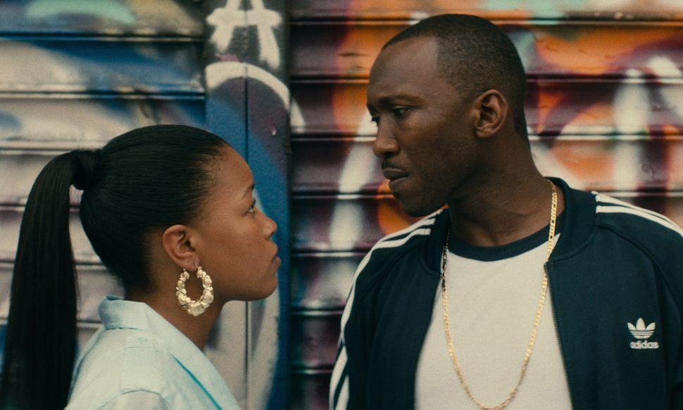 """""""Roxanne Roxanne,"""" coming to Netflix March 23, tells the story of legendary rap battle emcee Roxanne Shanté."""
