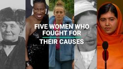 International Women's Day: Five Women Who Fought For Their