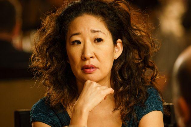 Sandra Oh in 'Killing Eve'