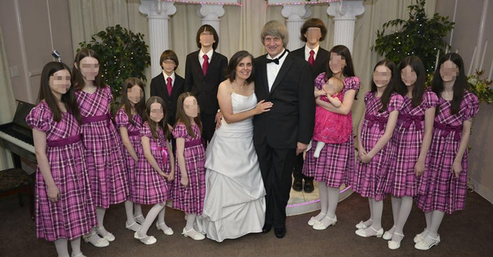 David and Louise Turpin projected an image of a pictureperfect family on social media but their 13 children were being held captive in their home
