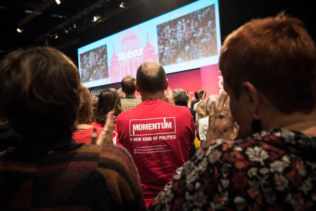 Momentum 'On Course' To Have More Members Than The Tory